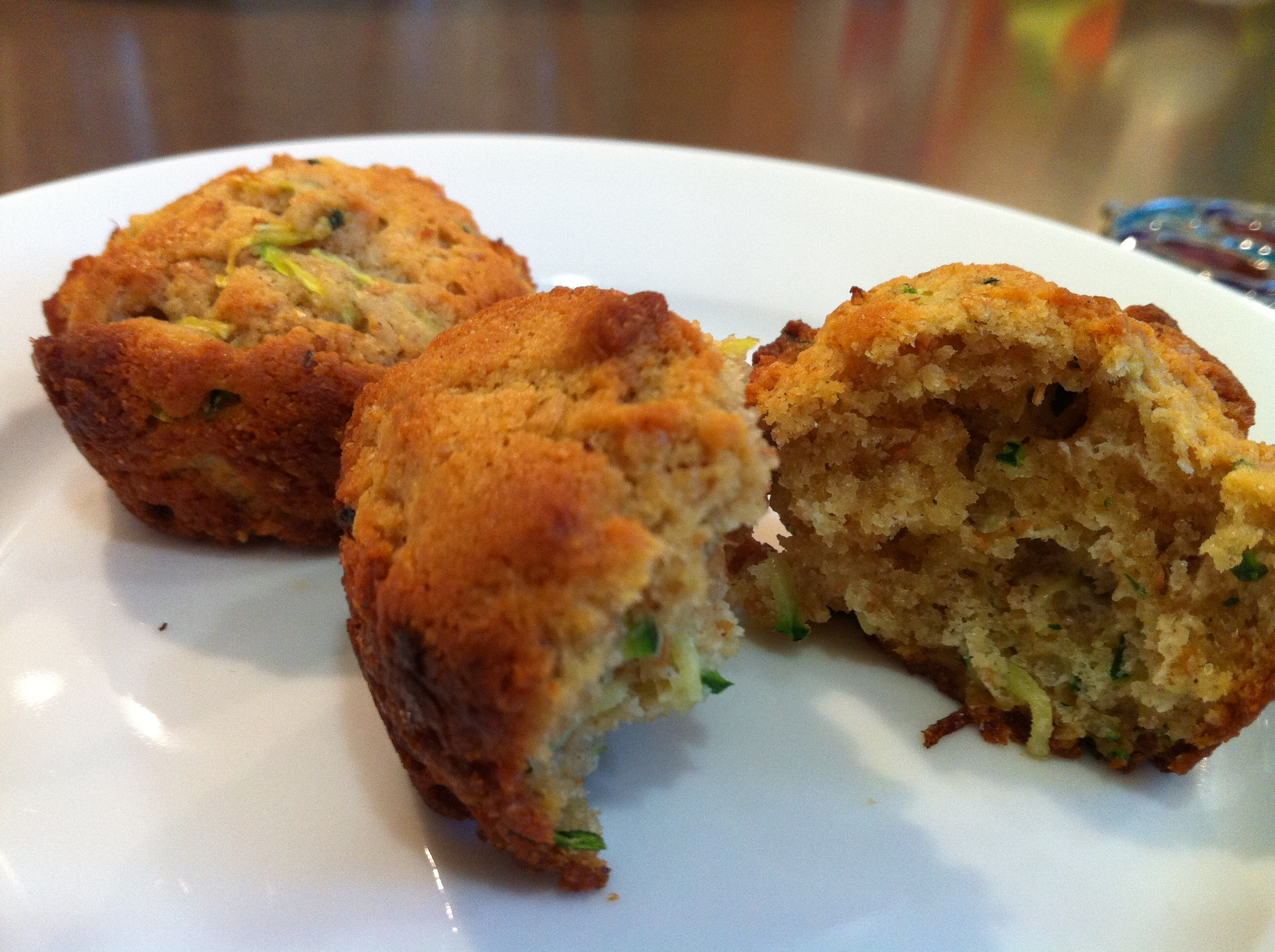Zucchini mini muffins ketocook for Atkins cuisine all purpose baking mix