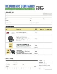 Order Form 2012-3