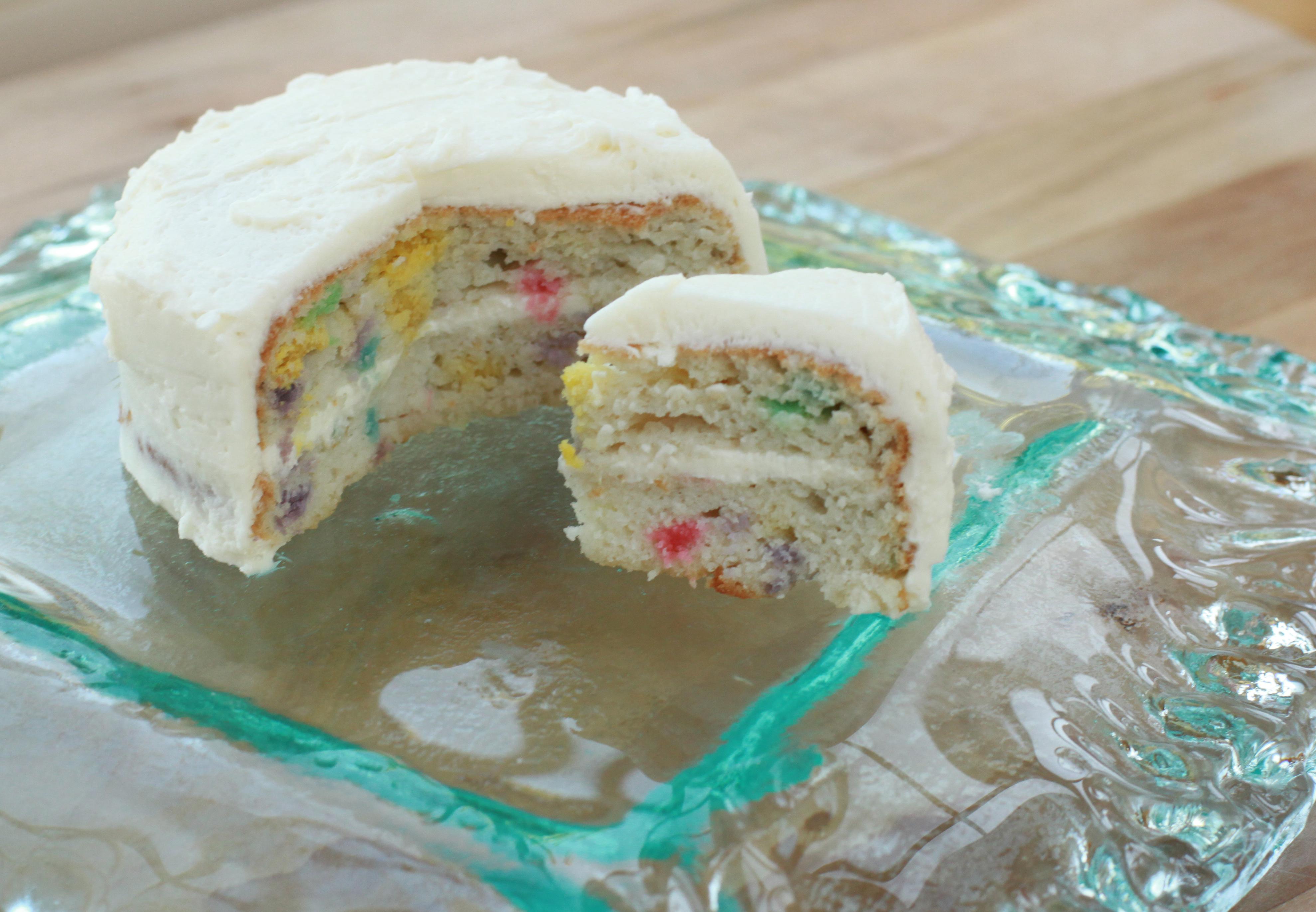 Sprinkle birthday cake recipes