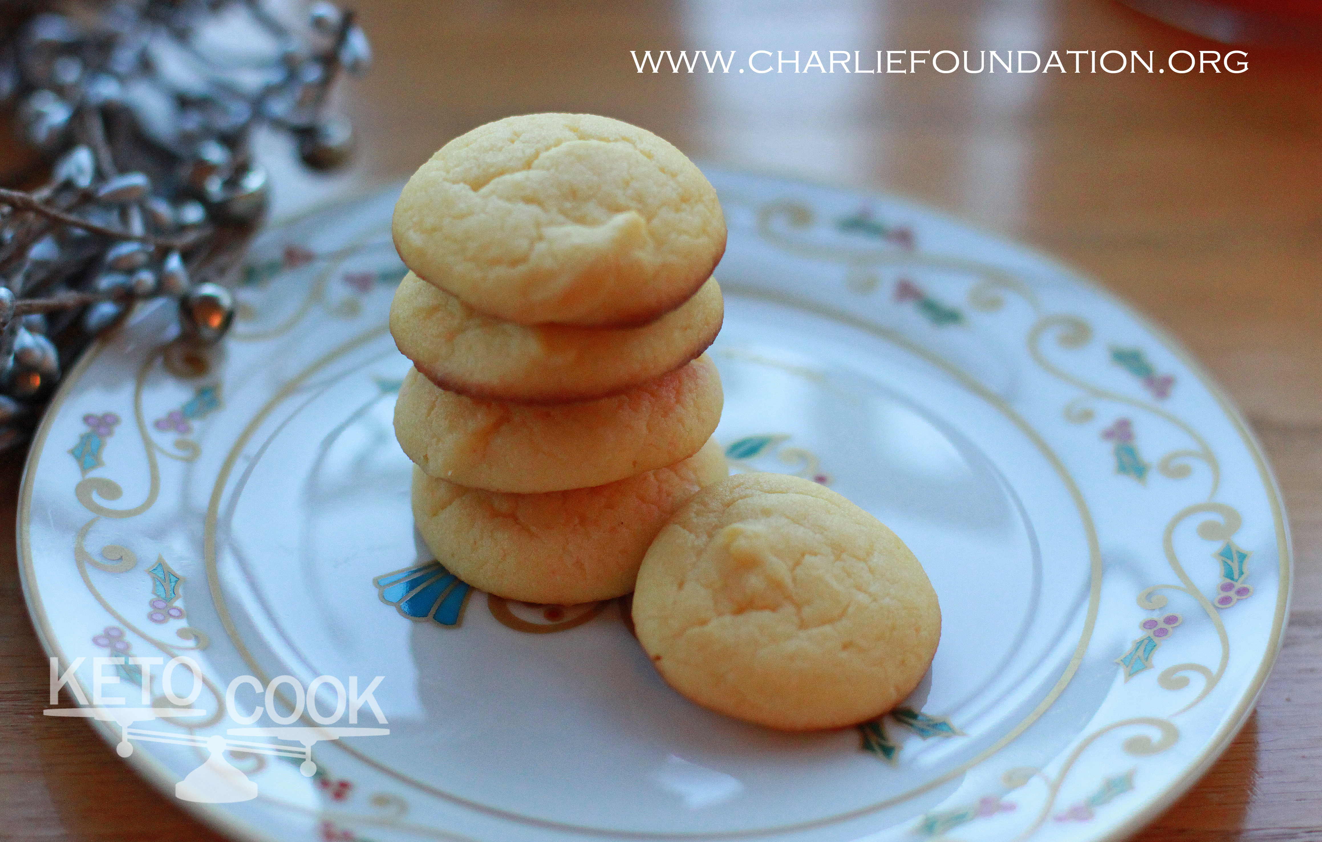 Cream Cheese Cookies | ketocook