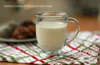 Holiday Eggnog Treat