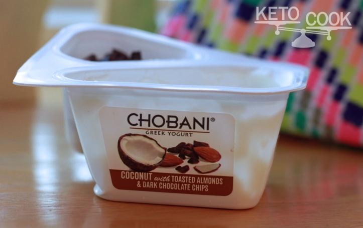 Chocolate Coconut Yogurt
